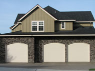 Flush Garage Doors